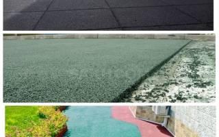 Тротуарное покрытие для дачи