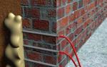 Инъекционная гидроизоляция фундаментов и стен подвала