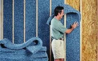 Чем утеплить дачный домик изнутри?
