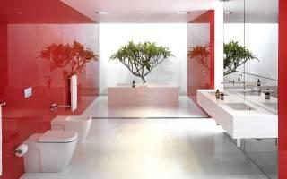 Как приклеить панели в туалете на стены?