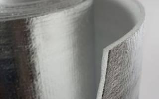 Как утеплить стену минватой и фольгой?