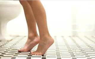 Как утеплить пол в ванной под плитку?