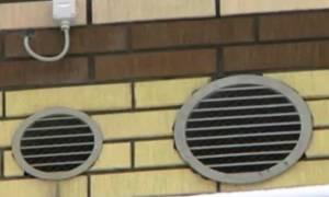 Система естественной вентиляции в частном доме