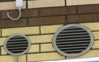 Прокладка вентиляции в частном доме