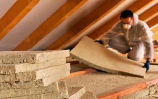Каким материалом утеплить потолок в частном доме?