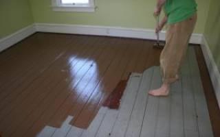 Чем лучше застелить деревянный пол?