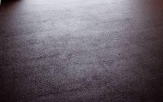 Гидроизоляция пола в погребе