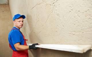 Как замазать стены перед поклейкой обоев?