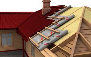 Как утеплить крышу в старом деревянном доме?