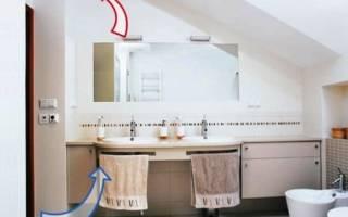 Как улучшить вентиляцию в ванной?