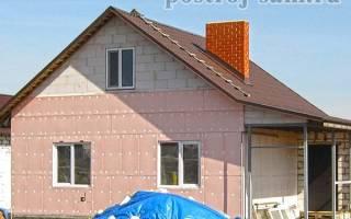 Как и чем утеплить стены дома снаружи?