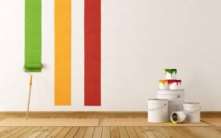 Можно ли краской для потолка красить стены?
