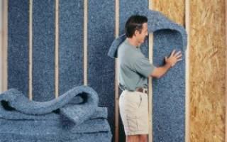 Как утеплить уличную стену в квартире изнутри?