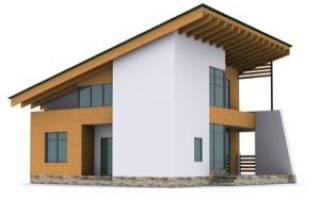 Как утеплить односкатную крышу частного дома?