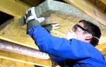 Как правильно утеплить мансардную крышу изнутри?