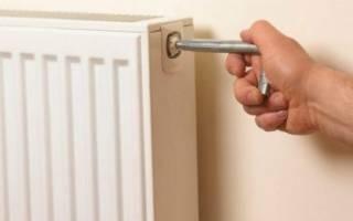 Почему образуется воздушная пробка в системе отопления?