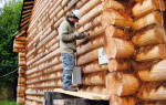 Чем утеплить фасад деревянного дома снаружи?