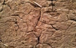 Как штукатурить глиняные стены?