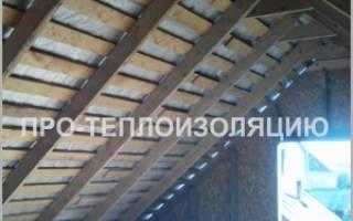 Как утеплить фронтоны в деревянном доме?