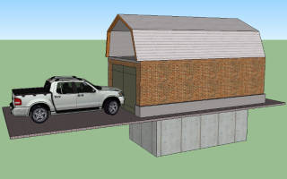 Как сделать естественную вентиляцию в гараже?