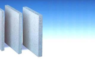Стекломагниевые панели с декоративным покрытием