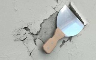 Чем снять масляную краску с бетонной стены?