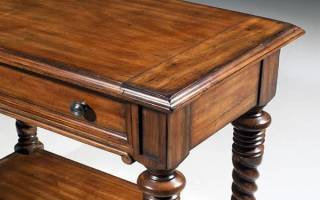 Восстановление лакового покрытия мебели