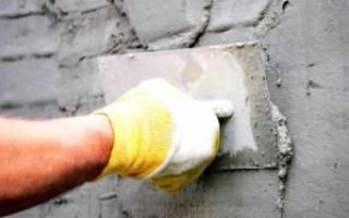 Как выровнять уже оштукатуренные стены?