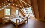 Утеплить второй этаж деревянного дома своими руками