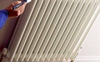 Как правильно красить батареи отопления?