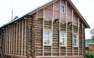 Чем утеплить и обшить деревянный дом снаружи?