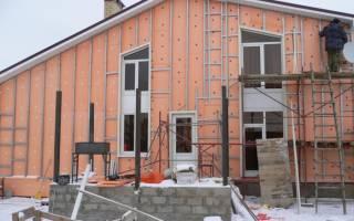 Как утеплить дом из бруса снаружи пеноплексом?
