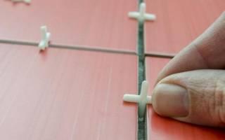 Какие лучше крестики для плитки на пол?