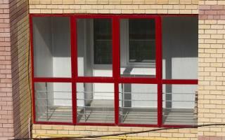 Как утеплить балкон с алюминиевым остеклением?