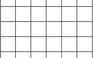 Как правильно класть прямоугольную плитку на пол?