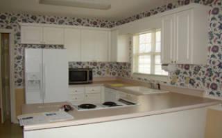 Чем отделать кухонные стены?