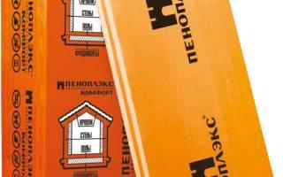 Утеплить фундамент дома снаружи пеноплексом