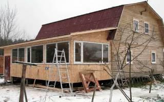 Как утеплить потолок на веранде?