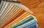 Как правильно класть линолеум на деревянный пол?