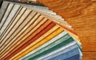 Как правильно положить линолеум на деревянный пол?