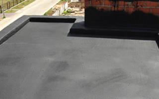 Гидроизоляция по бетону для наружных работ