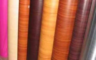 Полимерное покрытие для мебели