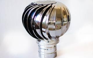 Самодельный турбодефлектор для вентиляции