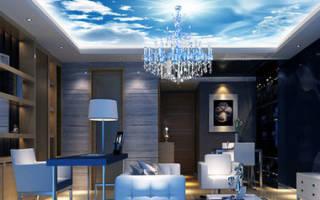 Покрытие для потолков в квартире