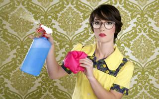 Как удалить пыль с флизелиновых обоев?