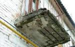 Как сделать гидроизоляцию потолка на балконе?