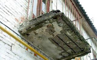 Гидроизоляция потолка на балконе
