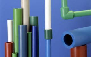 Можно ли красить пластиковые трубы отопления?