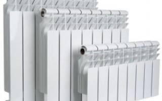 Как разобрать алюминиевую батарею отопления?
