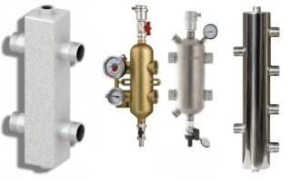 Как подобрать гидрострелку для отопления?